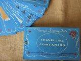 イギリス製 旅行用携帯ソーイングセット 「TRAVELLING COMPANION」
