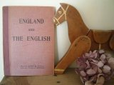 英語テキスト『ENGLAND AND THE ENGLISH』