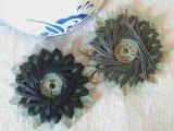 アンティークリネン糸巻き