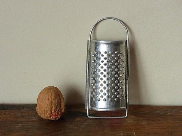 画像3: アルミ アンティークおままごと おろし器