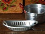 アルミ アンティークおままごと パン用サーブ皿