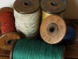 アンティーク 木製ボビン(糸巻き) SEN 1933