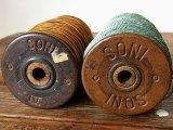 アンティーク 木製ボビン(糸巻き) SONI