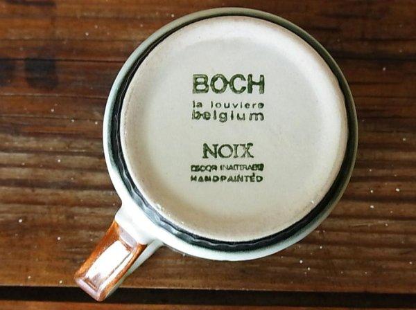 画像2: ベルギーBOCH NOIX デミタスカップ