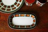 ベルギーBOCH Bernadette 長方形小皿